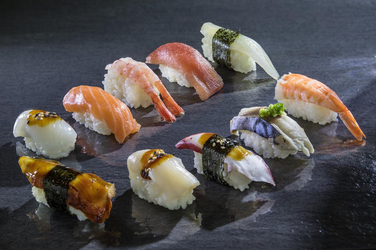 Kagoshima Bento Nigiri Mix
